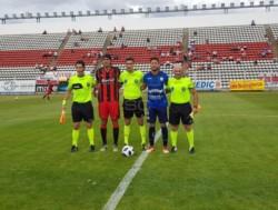 Morón y Defensores de Belgrano, empataron 1 a 1.