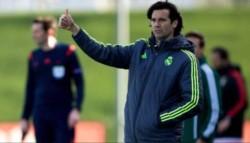 """El """"Indiecito"""" Solari toma las riendas del Real Madrid."""
