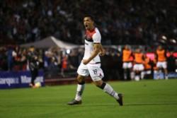 En la previa del clásico con Central por Copa Argentina, Newell's le ganó 2 a 0 a Argentinos Juniors por la Superliga.
