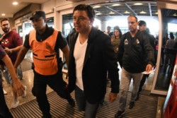 Malas noticias para Marcelo Gallardo: el entrenador de River no podrá estar en el banco de suplentes en Brasil.