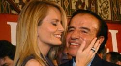 """Carlos y la """"Chechu"""" en tiempos de amor pleno..."""