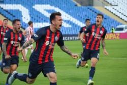San Lorenzo llega de eliminar a Estudiantes de la Copa Argentina.
