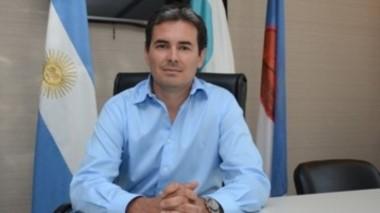 El ministro Martín Cerdá.