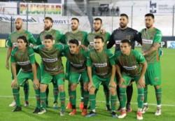 Cristian Barinaga fue el autor del gol del conjunto de Carlos Casares a los 15 del ST.