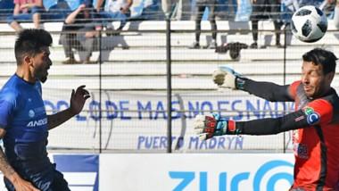 """La """"Banda"""" igualó sin goles el pasado domingo en condición de local frente a Central Córdoba."""