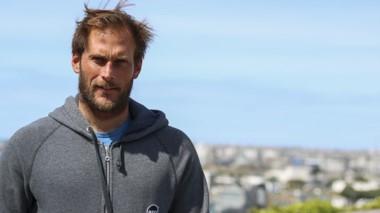 El surfista Marcelo Rodríguez, de Rawson, narró su experiencia.