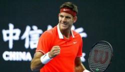 Delpo no participó del Abierto de Australia pero aprovechó que Federer estuvo lejos de defender el título de 2018 y volvió a subir una posición.