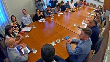 Tras la reunión realizada este viernes, Massoni confirmó el transporte gratuito para el Encuentro.