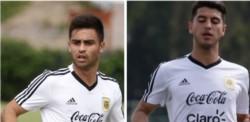 Martínez y Palacios, los dos jugadores de River, se pierden la gira de la Selección por lesión.