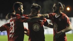 Independiente tuvo seis lesionados en Paraná, pero le ganó a Patronato.
