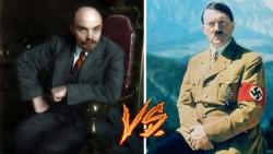 La candidatura de Hitler estuvo a punto naufragar, tras un recurso presentado Lenin , en lo que parecía una parodia de la historia entre el fascismo y el comunismo.