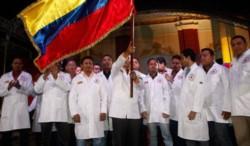Funcionarios del gobierno de Tierra del Fuego confirmaron que evalúan la radicación de médicos venezolanos para cubrir el déficit de especialistas.