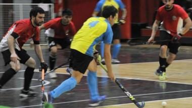 El seleccionado de la Asociación de hockey del Valle del Chubut de caballeros sumó experiencia en pista.