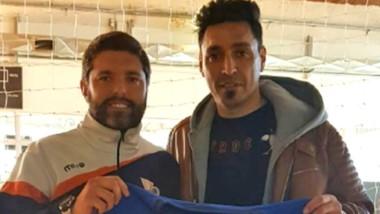 """Andrés """"Cuqui"""" Silvera será presentado hoy como nuevo entrenador de la CAI, junto a Nicolás Segura."""
