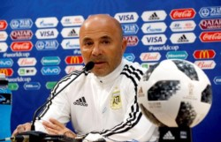 Sampaoli rompió el silencio con cero autocrítica en una entrevista al diario Marca.