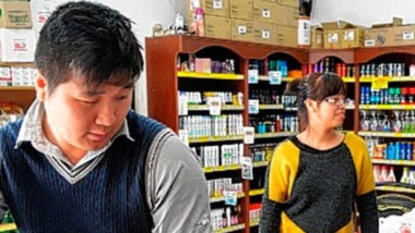 En Comodoro ya se han abierto dos supermercados chinos.