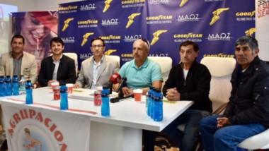 """Maderna afirmó que la carrera de aventura del domingo """"jerarquiza el aniversario de la ciudad""""."""