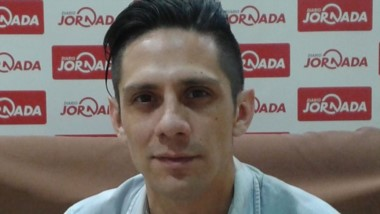 """Sergio Llancamán presenta el video clip  """"Ayun Mapú"""" en Rawson."""