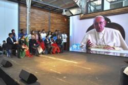 """""""Nuestra identidad no es un dato que viene dado, no es un número de fábrica"""", dijo el Sumo Pontífice."""