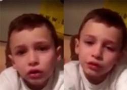 Charlie tiene 7 años y su video pidiéndole a Dios morir, conmueve a Francia y al mundo.