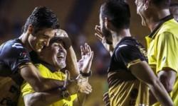 Maradona clasificó a Dorados a la Liguilla del Ascenso MX.