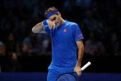 Federer tuvo un flojo desempeño y cayó ante Nishikori.