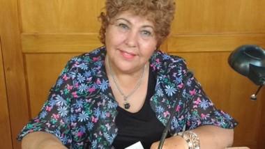 Susana Gallegos, concejal de Chubut Somos Todos en Trelew.
