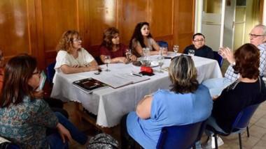 Cumbre. Los involucrados en el sensible tema discutieron cómo mejorar el beneficio a los discapacitados.