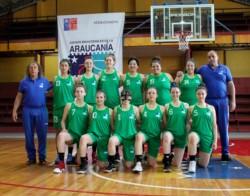 El equipo chubutense de básquetbol femenino de Gustavo López debutó con una  victoria.