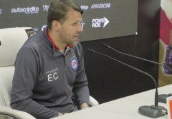 Carboni no es más el entrenador de Argentinos Juniors.