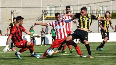 Con gol de Mariano Mc Coubrey, Deportivo Madryn venció ayer a Independiente de Neuquén en el Abel Sastre.