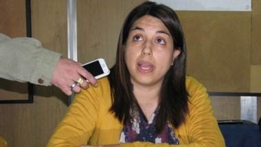Mariela Brito, jefa del Departamento Provincial de Control de Enfermedades Inmunoprevenibles.