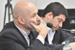 Pesquisa. Omar Rodríguez, fiscal de la Unidad Anticorrupción.