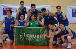 El voley masculino venció en semifinales a Neuquén por 3 a 0 con parciales de 25-22, 25-21 y 25-22.