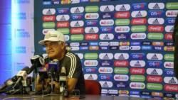 Ferretti considera que el amistoso con Argentina son los que vale la pena  y demuestra la intención que tienen los directivos de crecer en el aspecto deportivo.
