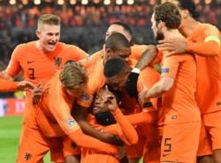 Gran triunfo de Holanda ante el campeón mundial.