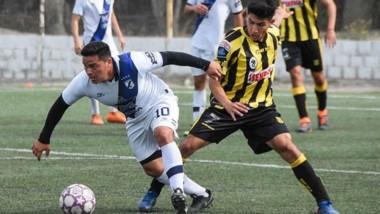 """El """"Aurinegro"""" empleó algunos futbolistas del Federal  A para afrontar el partido de vuelta ayer."""