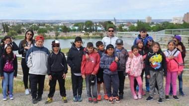 Turistas. Los alumnos visitaron otros sitios como los edificios culturales, los museos, cines y teatros.