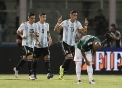 El viernes pasado, en Córdoba, Argentina y México se enfrentaron con victoria