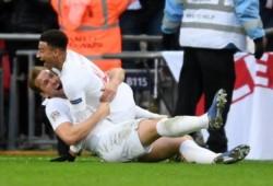 A cinco del final, Harry Kane le dio la victoria a Inglaterra y condenó a Croacia al descenso.