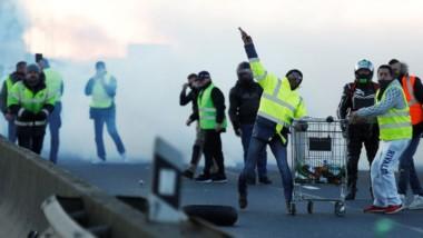 Las protestas por el aumento de los impuestos a los combustibles  sigue creciendo en todo el territorio.