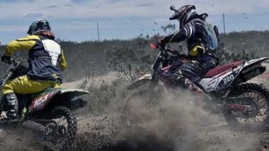 """El Enduro dio un gran espectáculo durante el fin de semana en el circuito """"El Cañadón"""" de Puerto Madryn."""