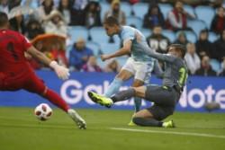 Juanmi salva un valioso empate para la Real Sociedad contra el Celta en Balaídos.