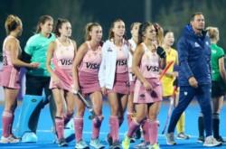 Las Leonas perdieron ante Australia, Holanda y China en sus tres presentaciones.