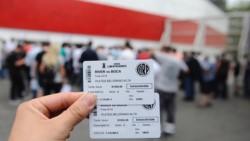 Allanan a barras de River: Secuestran 250 entradas y casi 4 millones de pesos.