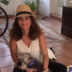 """Matilde Suescún, autora del blog feminista """"Sin pelos en la lengua"""", escribió en abril de este año la que asegura que es su columna más polémica."""