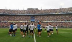 La Bombonera se llenó en el entrenamiento y Boca rompió un nuevo récord mundial.