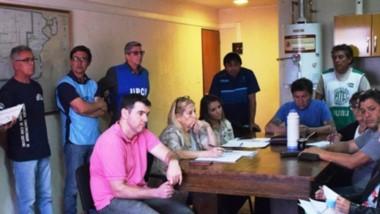Trato hecho. Funcionarios y gremialistas llegaron a un acuerdo salarial en la Secretaría de Pesca.