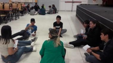 Las jornadas concluyeron con actividades para adolescentes.