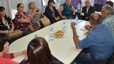 El encuentro se concretó el viernes en el Centro Cultural Municipal.